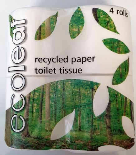 Toilet Paper - 4 pack